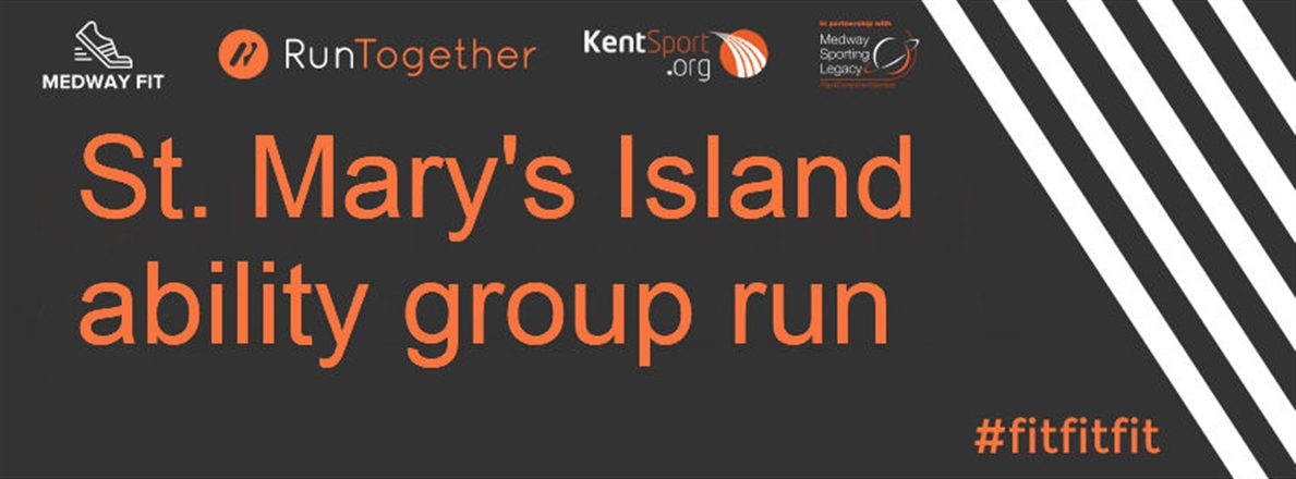 Outside M&S @ Dockside, Chatham - Medway Fit SMI run