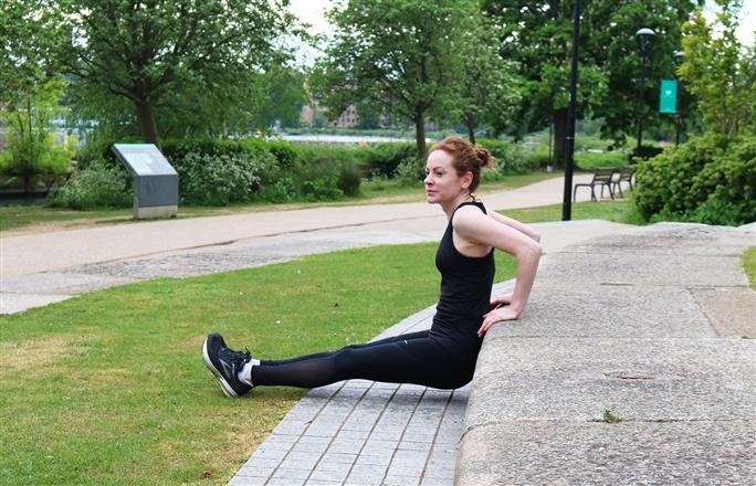 Finsbury Park - Circuit Workout