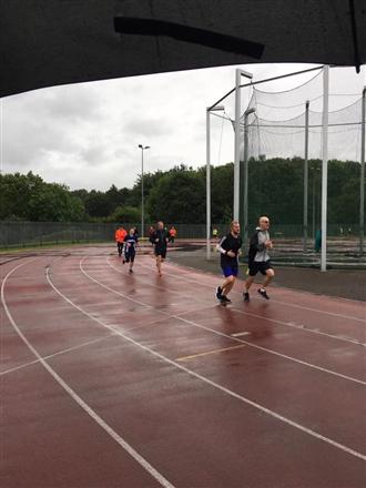 John Charles Stadium - Track - Leeds LS11 5DJ - TRF Track Session - PAID