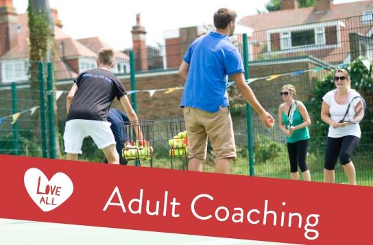 Adult Coaching