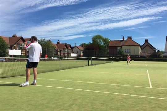 ClubSpark Beverley Park Lawn Tennis Club Home