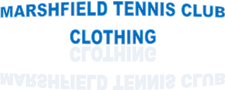 Marshfield Tennis Club Clothing