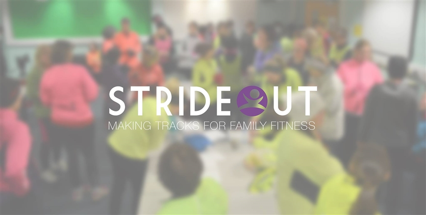 Wisewood Sports Centre - Strideout Wisewood 6pm Session