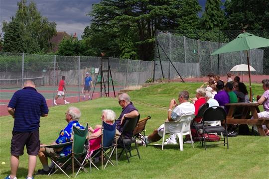 ClubSpark Shirley Park Ltc Home