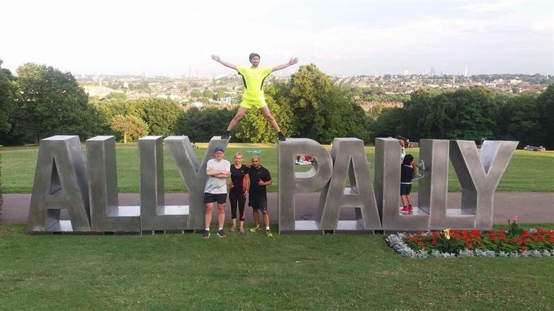 Alexandra Palace - Social Run - Monday Evening
