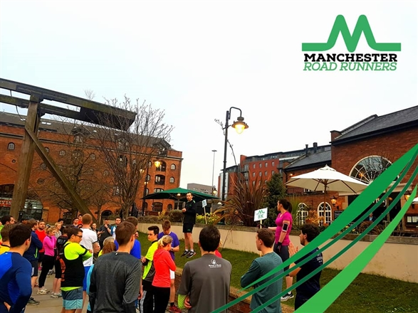 The Wharf pub, inside or outside - #MRR Wednesday club runs