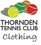 Thornden Tennis Club Clothing