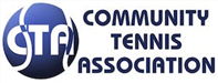 Community Tennis Association logo