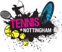 Tennis in Nottingham logo