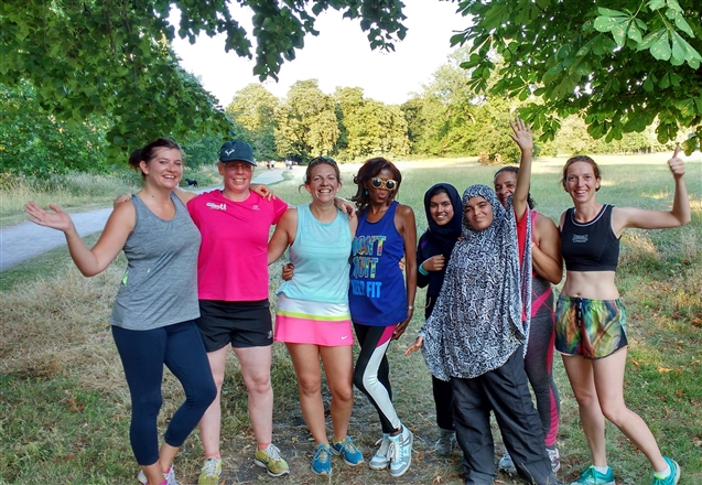 Morden Hall Park - August Wednesday running sessions