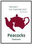 Peacocks Tearoom
