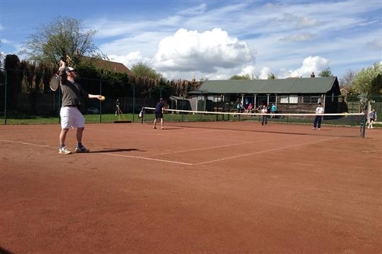 Eccleston Park Lawn Tennis Club