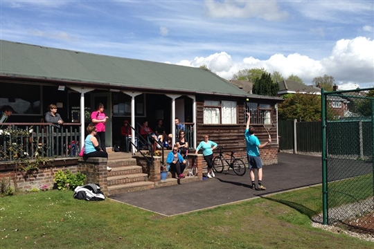 ClubSpark Eccleston Park Lawn Tennis Club Home