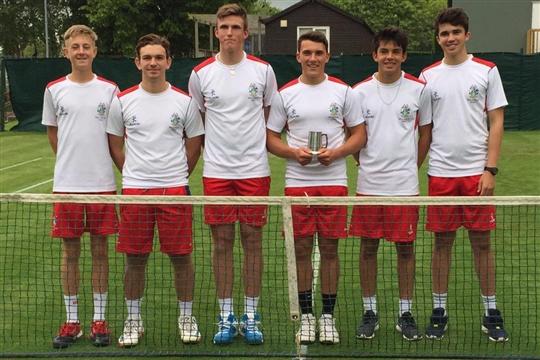 ClubSpark / Millfield School (Tennis Club) / Home