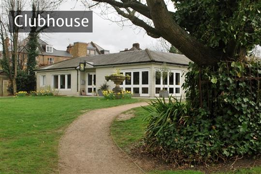 ClubSpark Telford Park Ltc Home
