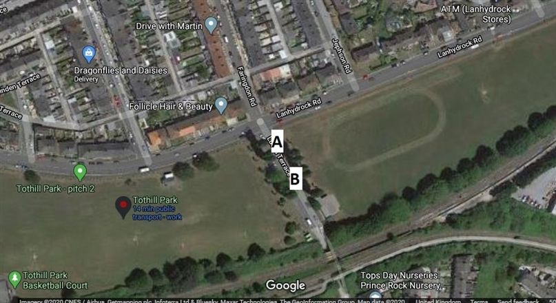 Tothill Park, Lucas Terrace - Tothill Park