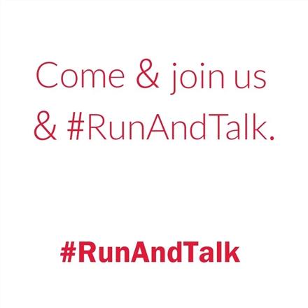 Up and Running, The Grand - #runandtalk