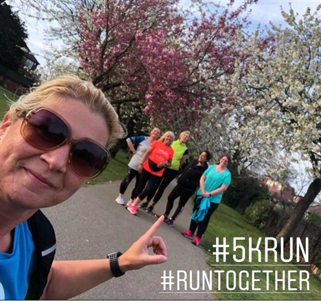 The Playground - Manston Runners Couch to 5K