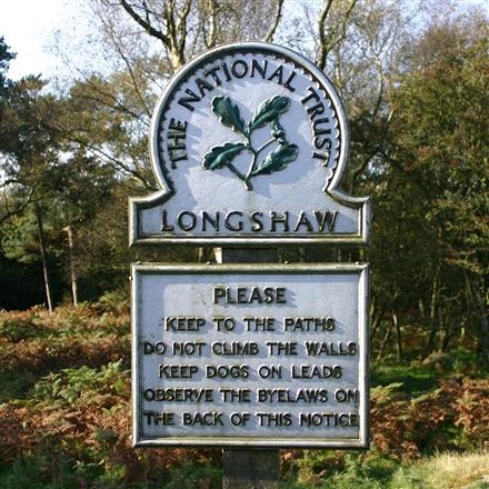 Car Park at The Fox House - Padley Gorge & Longshaw 4.5 mile Fell Run