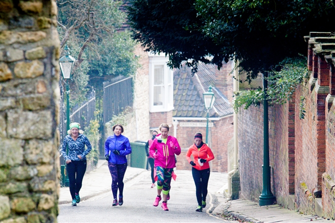 Runtogether Miles With Michelle Home
