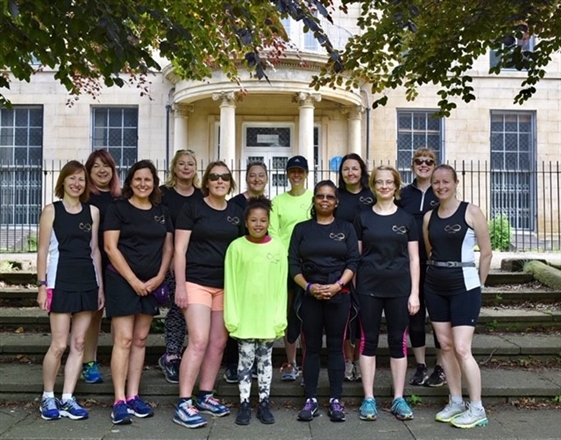 Potternewton Park (summer) or Newton Garth (winter) - Sole Sisters running group