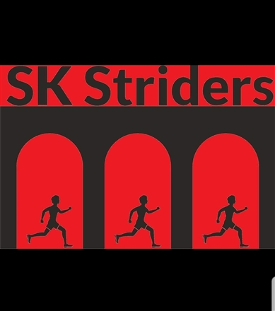 The car park behind the Armoury - SK Striders Couch to 5KM
