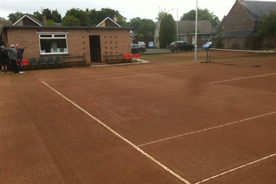 Rattray Tennis Club / Strathmore League 2018: Round 1 results